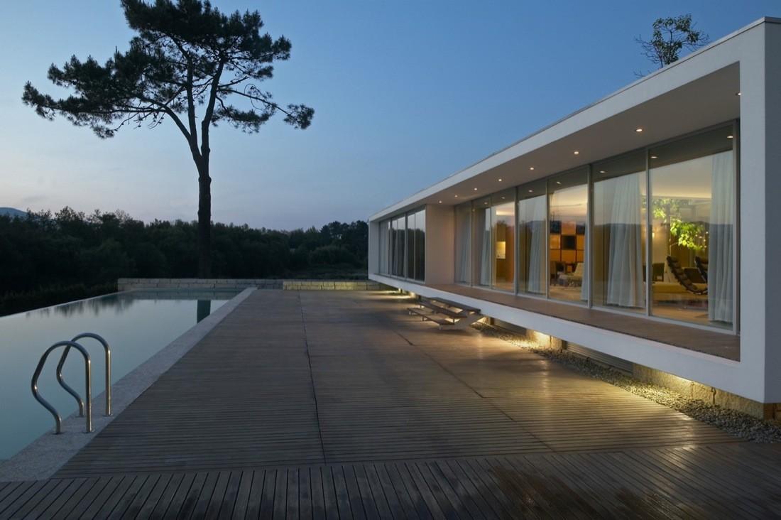 Cerveira House / dEMM Arquitectura, © Pedro Lobo