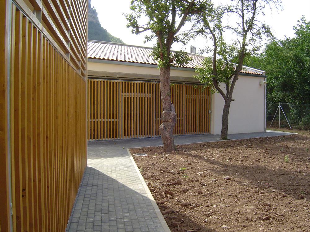 San Miguel Arcangel School / a3gm, © a3gm
