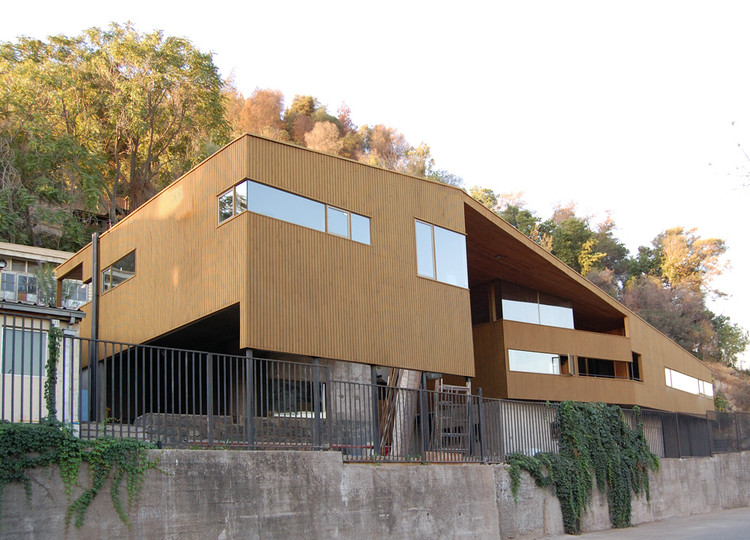 Zoo Management Building / Carreño Sartori Arquitectos