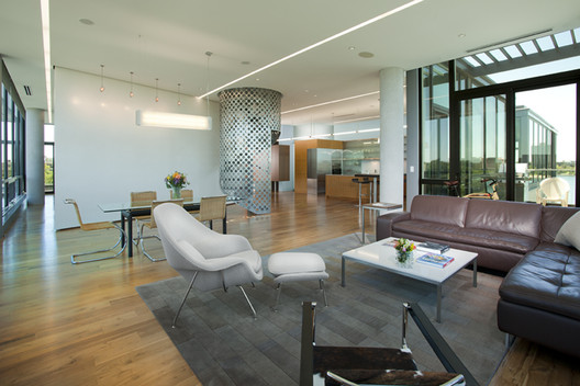 Uptown Penthouse Altus Architecture Design Archdaily