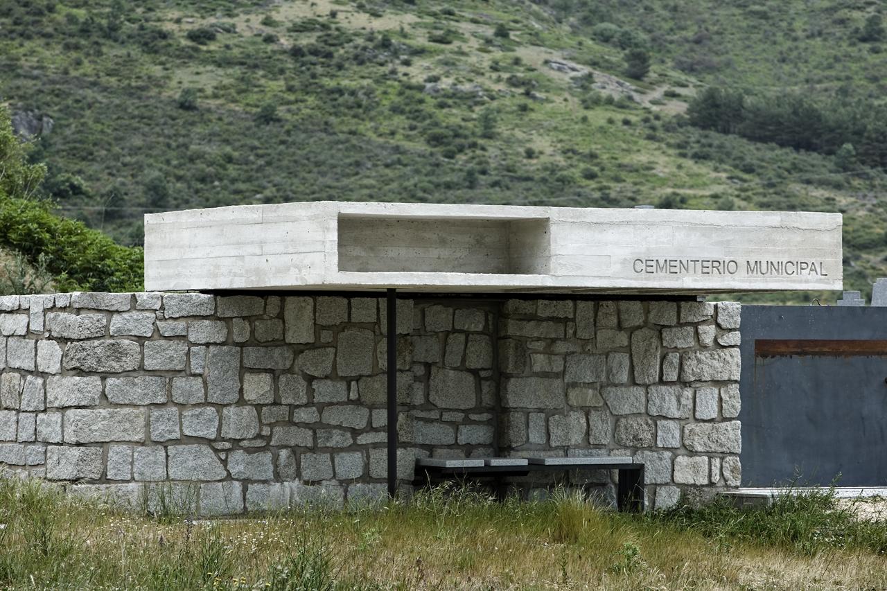 Galer a de columbario en robregordo muka arquitectura 18 - Muka arquitectura ...