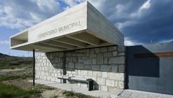Columbario en Robregordo / MUKA Arquitectura