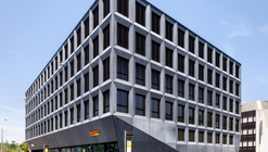 Office Building in Liestal / Christ & Gantenbein