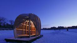 Rope Pavilion / Kevin Erickson