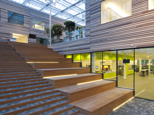 Courtesy of BDG Architects Zwolle