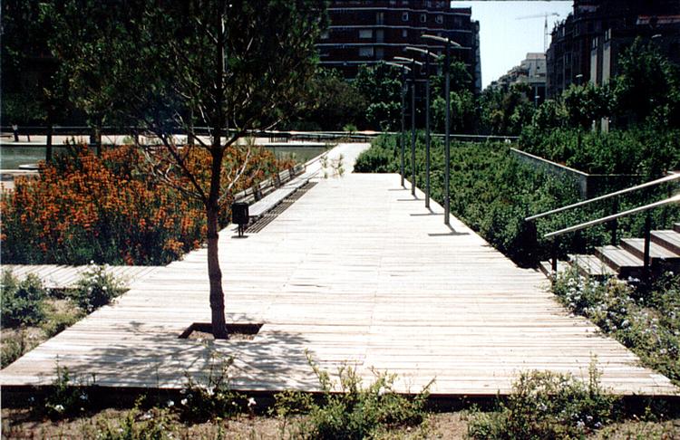 Jardines del Príncipe de Girona / Jordi Farrando, © Jordi Farrando, Josep Gri, Jorge Mestre - Ivan Bercedo