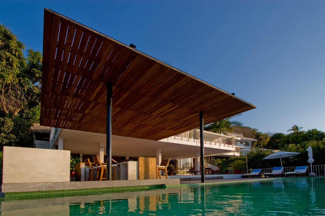 Architecture Modern Mexican House