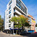 Apartment house in Tatari street / JVR Arhitektuuribüroo