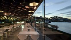 Ar de Rio Bar Esplanade / Menos é Mais Arquitectos
