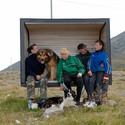 Snefjord Road stop / Pushak