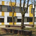 Children's department and Work therapy / dans arhitekti