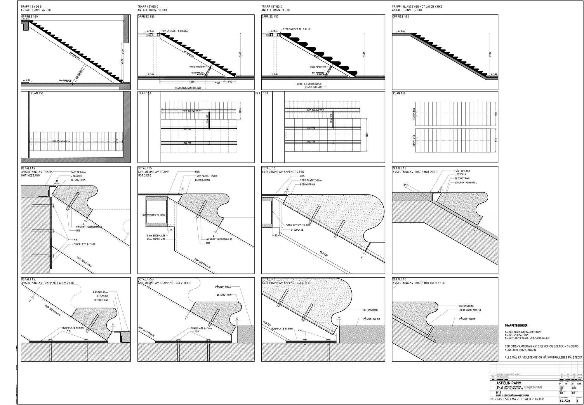 Gallery Of Doga Jensen Amp Skodvin Architects 16