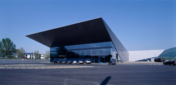 SSC voestalpine Stahl Service Center / x Architekten