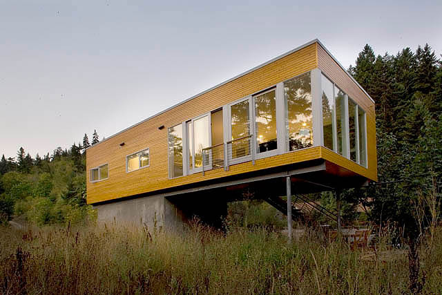 Neal Creek Residence / Paul McKean Architecture