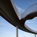 Hringbraut bridge / Studio Granda