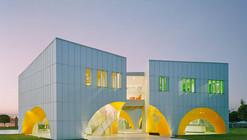 Laboratórios e Escritórios Nestlé em Querétaro / Rojkind Arquitectos