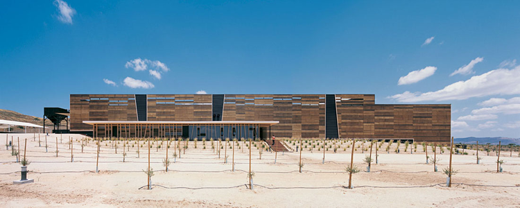 Olisur: Olive Oil factory / GH+A | Guillermo Hevia