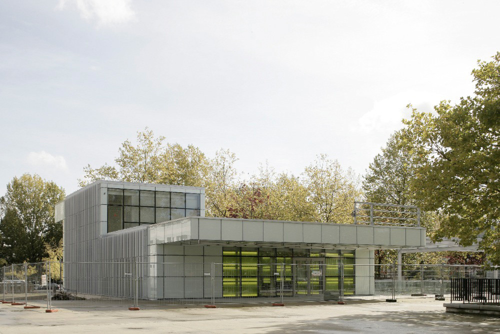 Rouen Grand Mare / Beckmann-N'Thépé architects