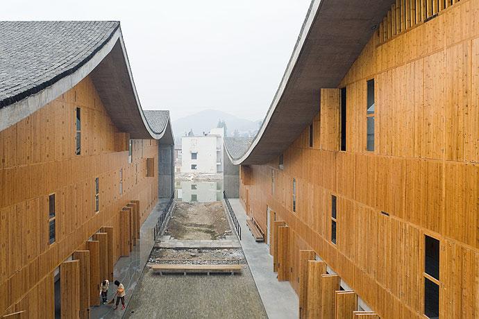 Gallery Of New Academy Of Art In Hangzhou Wang Shu