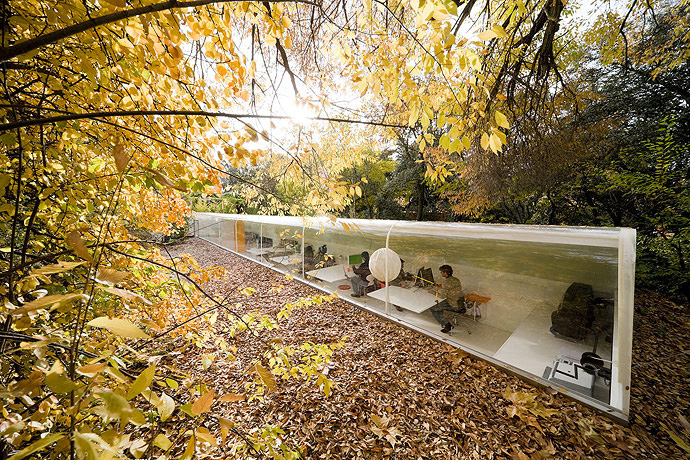 selgas cano office. Selgas Cano Architecture Office By Iwan Baan ArchDaily
