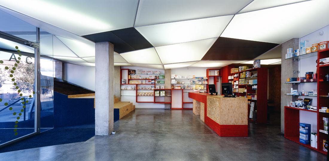 San Gines drugstore / XPIRAL