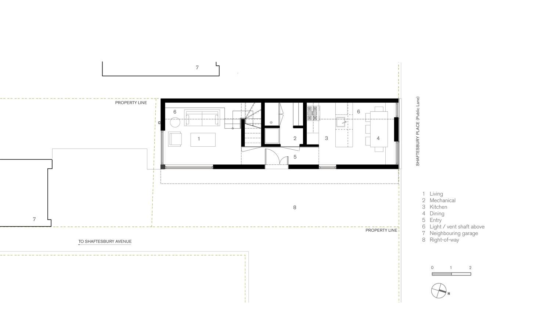 Gallery Of 40 R Laneway House Superk 252 L Inc 8