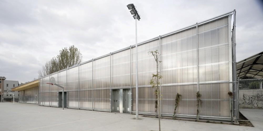 Gallery Of School Gym 704 H Arquitectes 4