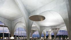 Biblioteca de la facultad de arte de la Universidad de Tama