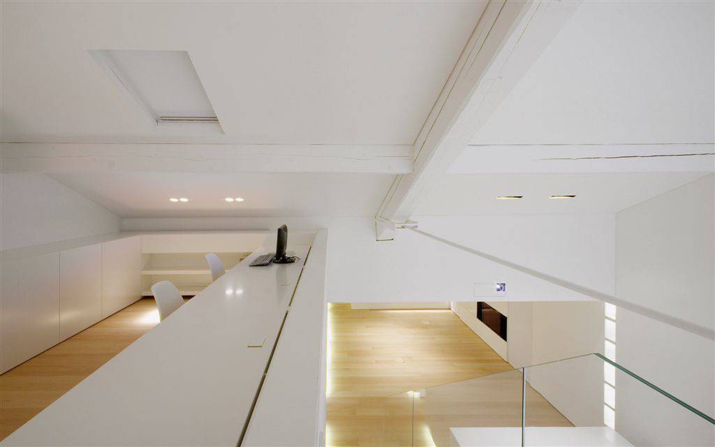 gallery of como loft jma 2. Black Bedroom Furniture Sets. Home Design Ideas