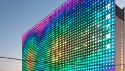 GreenPix: Zero Energy Media Wall /