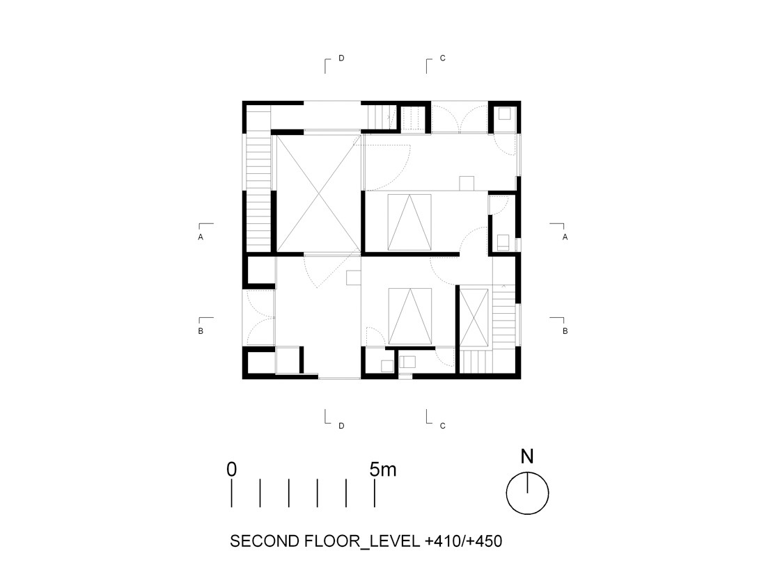 architecture floor plans gallery of poli house pezo ellrichshausen 18 10172