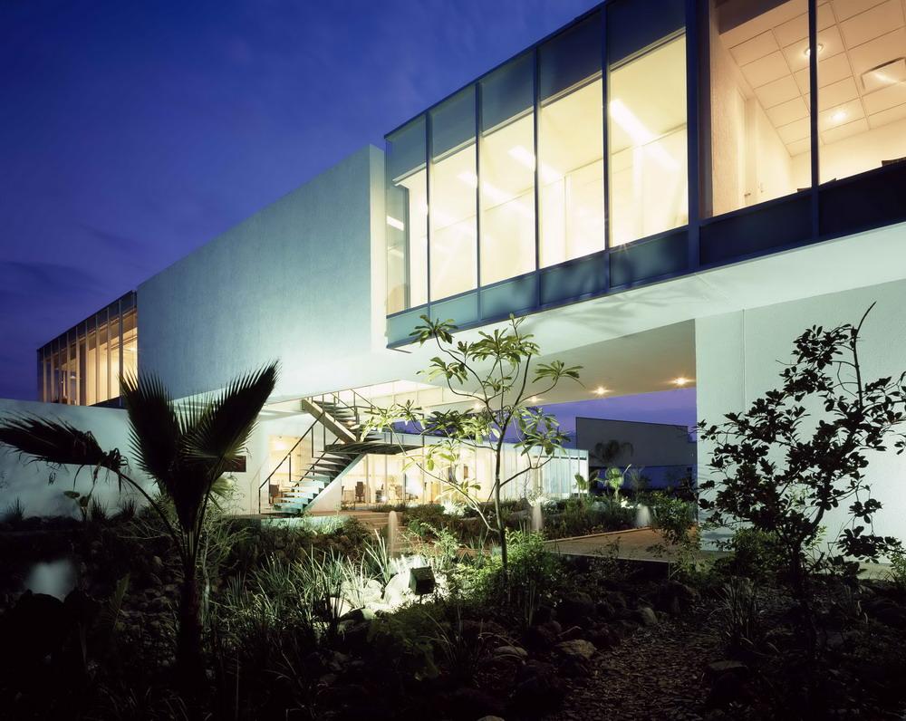 Cc arquitectos office archdaily - Arquitectos en zamora ...