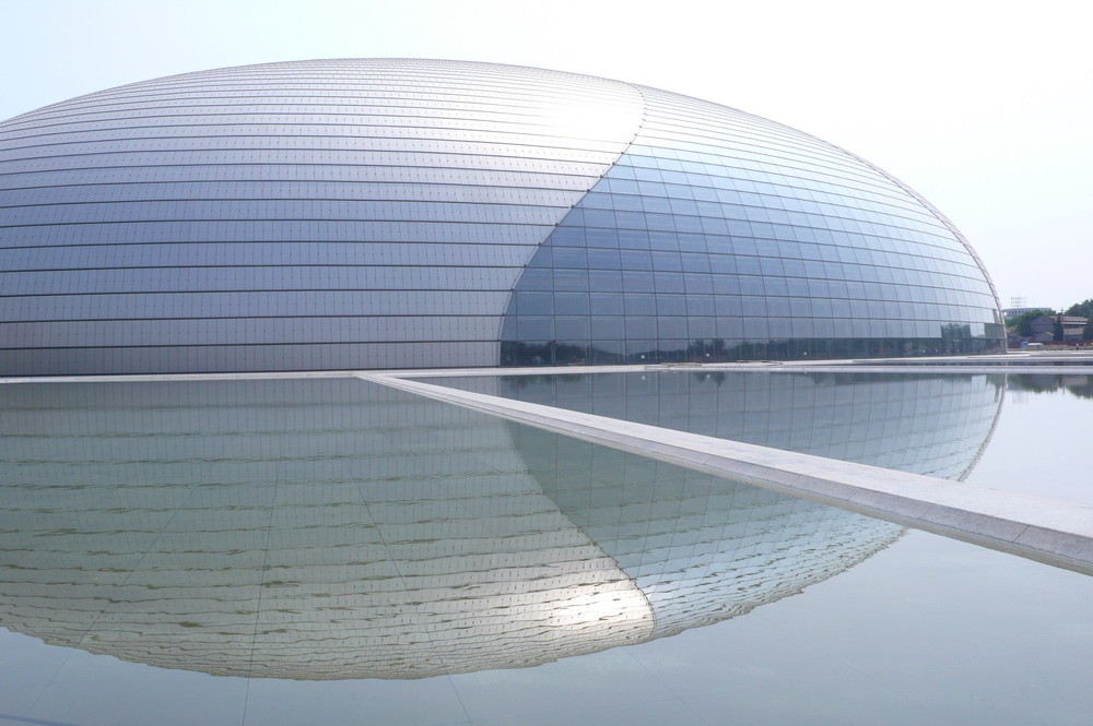 National Grand Theater of China / Paul Andreu | ArchDaily