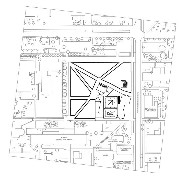 floor plan of a