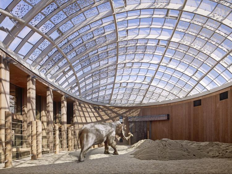 In Progress: Elephant House / Foster + Partners