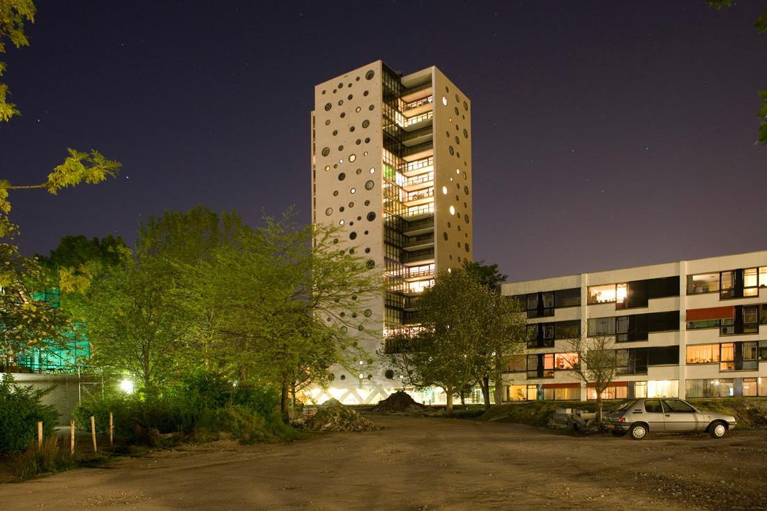 De Rokade / Arons en Gelauff Architecten