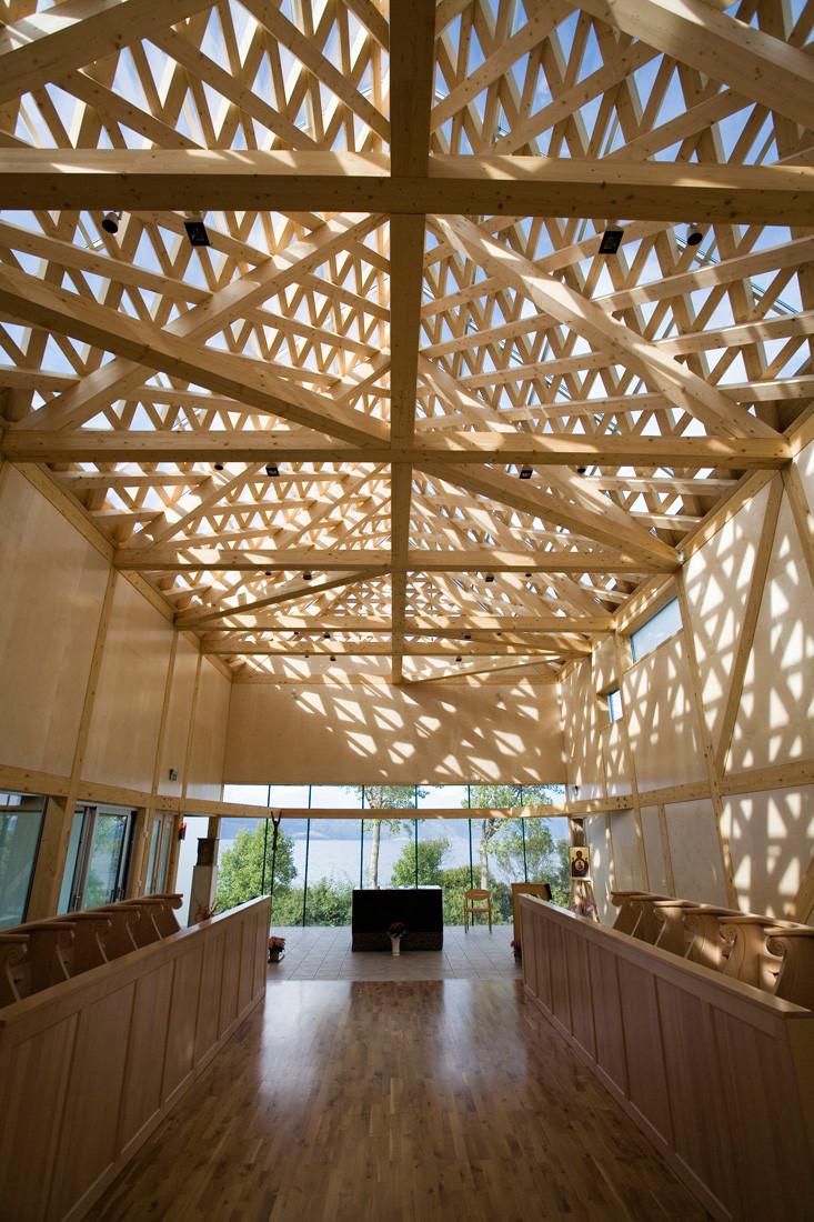 Gallery Of Tautra Monastery Jensen Amp Skodvin Architects 3