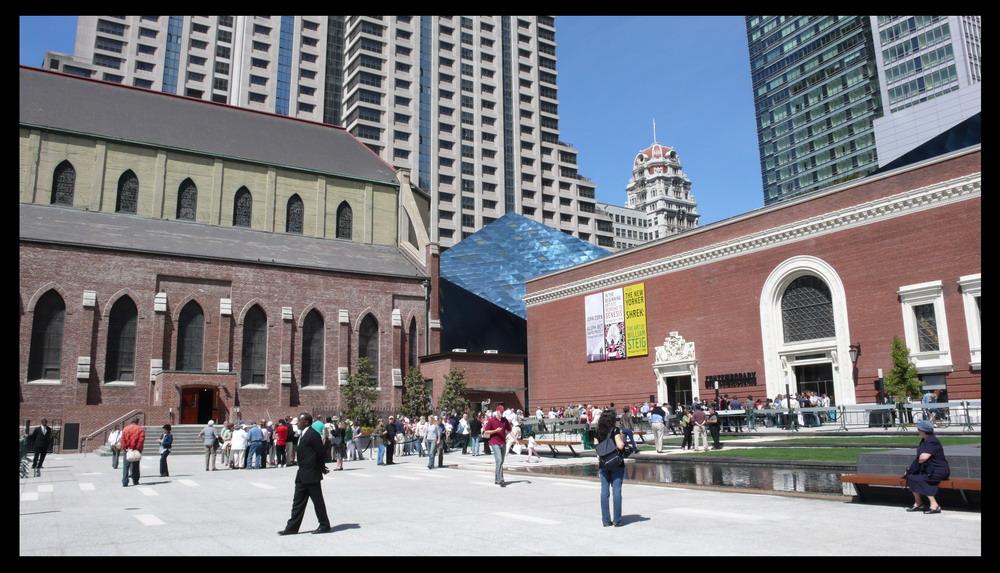 Jewish contemporary museum san francisco daniel for San francisco contemporary art museum