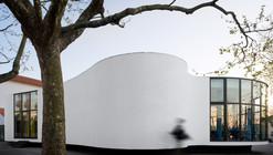 School Canteen at Póvoa de Varzim / Cadilhe & Fontoura