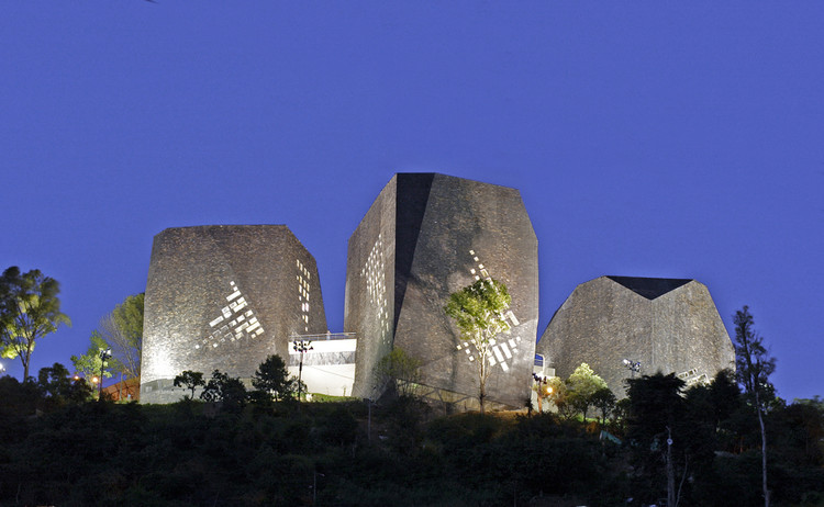 España Library / Giancarlo Mazzanti