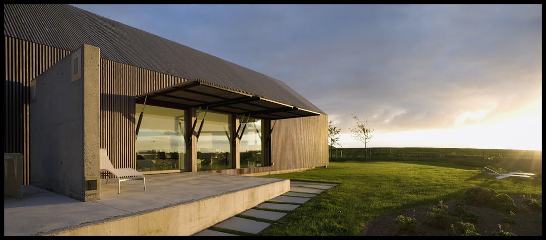 gallery of the barn house / buro ii - 3