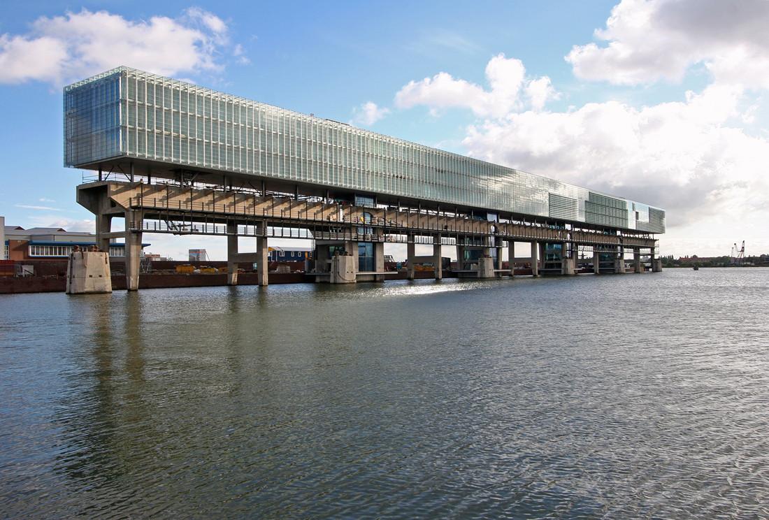 Kraanspoor / OTH Architecten, Courtesy of OTH Architecten