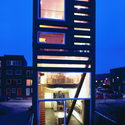 Experimental home in Ijburg / FARO architecten bv
