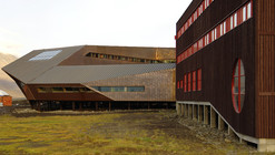 Svalbard Science Centre / JVA