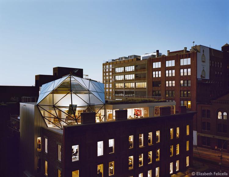 DVF Studio Headquarters / WORKac
