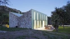 Refuge in the Countryside / Juan Herreros Arquitectos