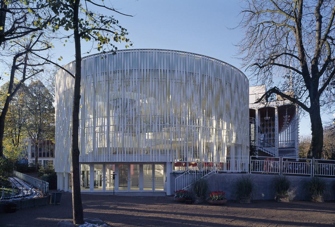 Tivoli Concert Hall 3xn Archdaily