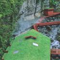 Geometric Hot Springs / Germán del Sol