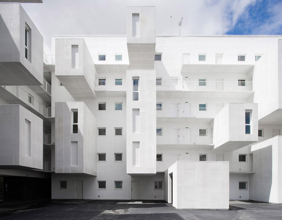 Gallery of carabanchel housing dosmasuno arquitectos 20 - Arquitectos madrid ...