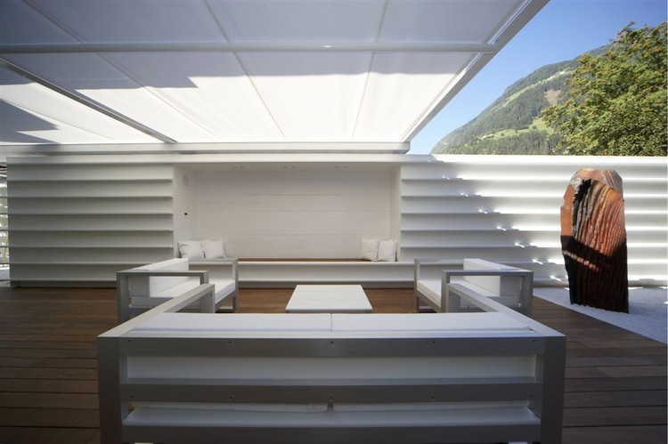Dolomites house jma archdaily - Archi moderni casa ...